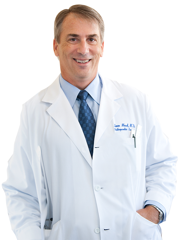 Meet Dr. Leon Mead, Your Orthopedic and Sports Medicine Doctor in ...